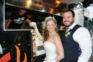 Orlando Food Truck Wedding